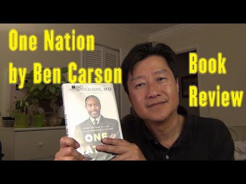 "Book Review: ""One Nation"" by Ben Caron, MD"