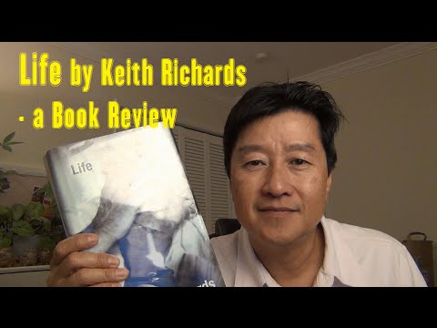 """Book Review: """"Life"""" by Keith Richards"""
