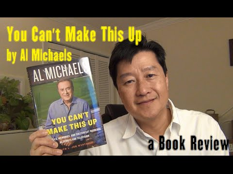 """Book Review: """"You Can't Make This Up"""" by Al Michaels"""