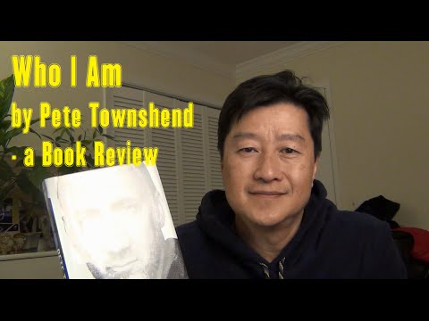 """Book Review: """"Who I Am"""" by Pete Townshend"""