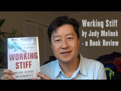 """Book Review: """"Working Stiff"""" by Judy Melinek and T.J. Mitchell"""