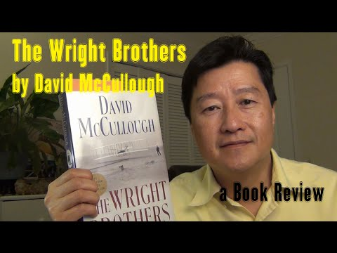 "Book Review: ""The Wright Brothers"" by David McCullough"
